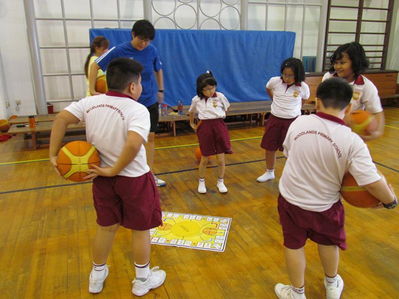 Basketball-Skillasatics