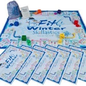 BeFit4 Winter Skillastics Exercise Games