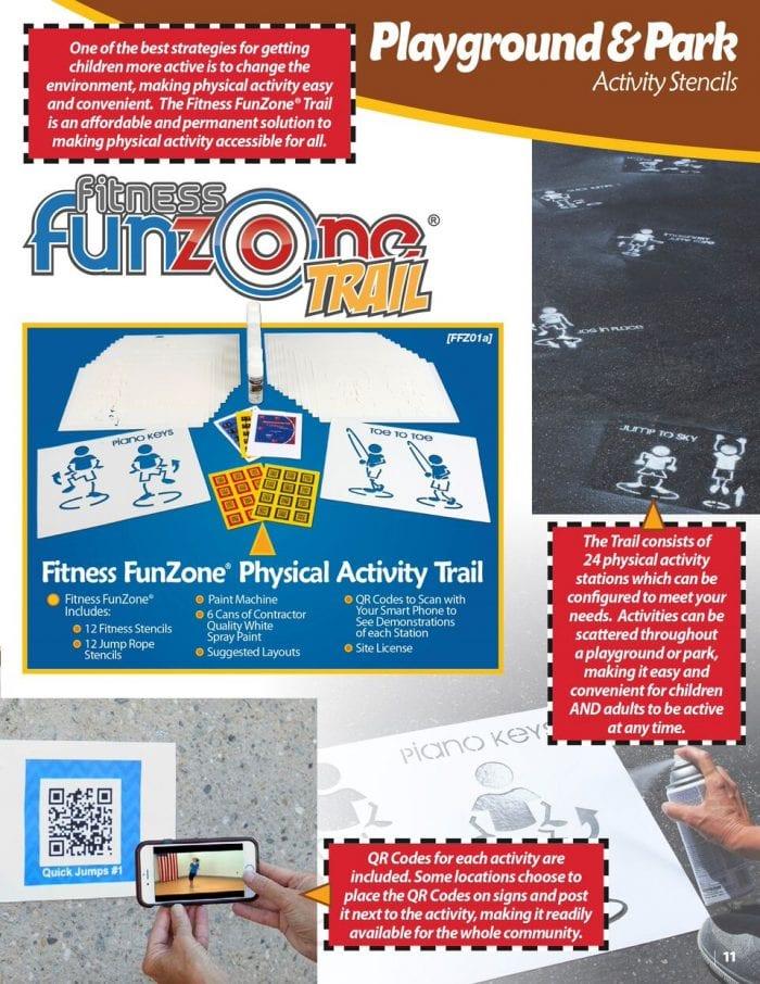 Fitness FunZone Trail Afterschool Programs