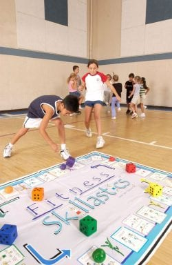Fitness Skillastics® Kids fitness programs