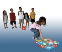 Halfpint Skillastics® Physical Activities for Young Children