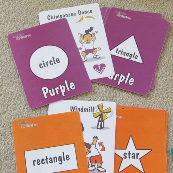 Halfpint Skillastics Physical Activities for Young Children copy