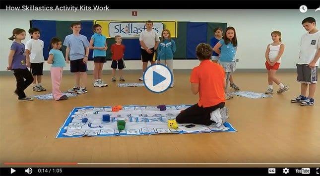 How Skillastics® Activity Kits Work