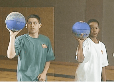 Video Basketball Shooting Fundamentals