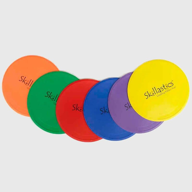 Skillastics Poly Spots Exercise Games