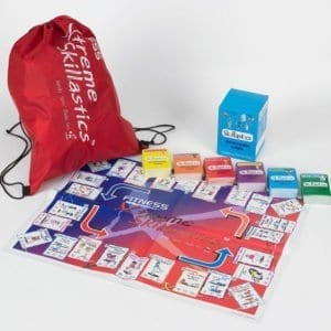 Skillastics Xtreme and Secondary Nutritional Cards Nutrition Knowledge