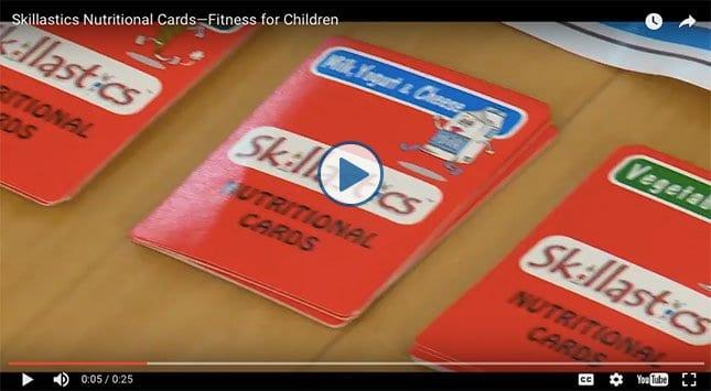 Skillastics® Nutritional Cards