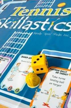 Tennis Skillastics® Equipment Package Tennis Games