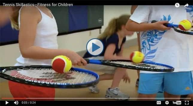 Tennis Skillastics®