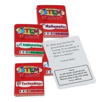 Custom Card Download for STEM