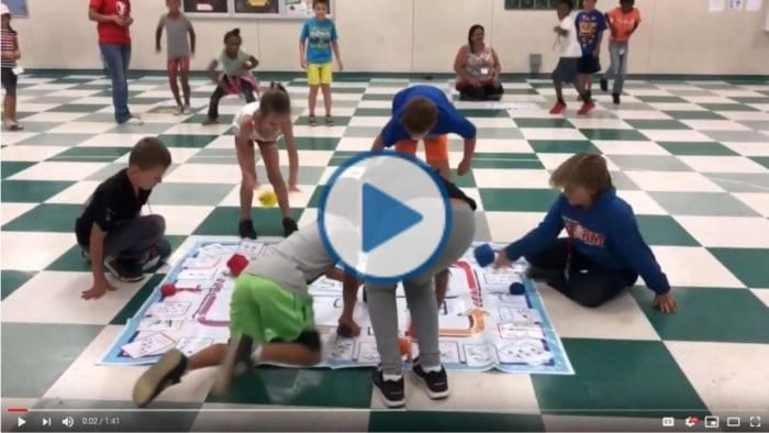 Highlights of the Skillastics® After School Physical Activity Program
