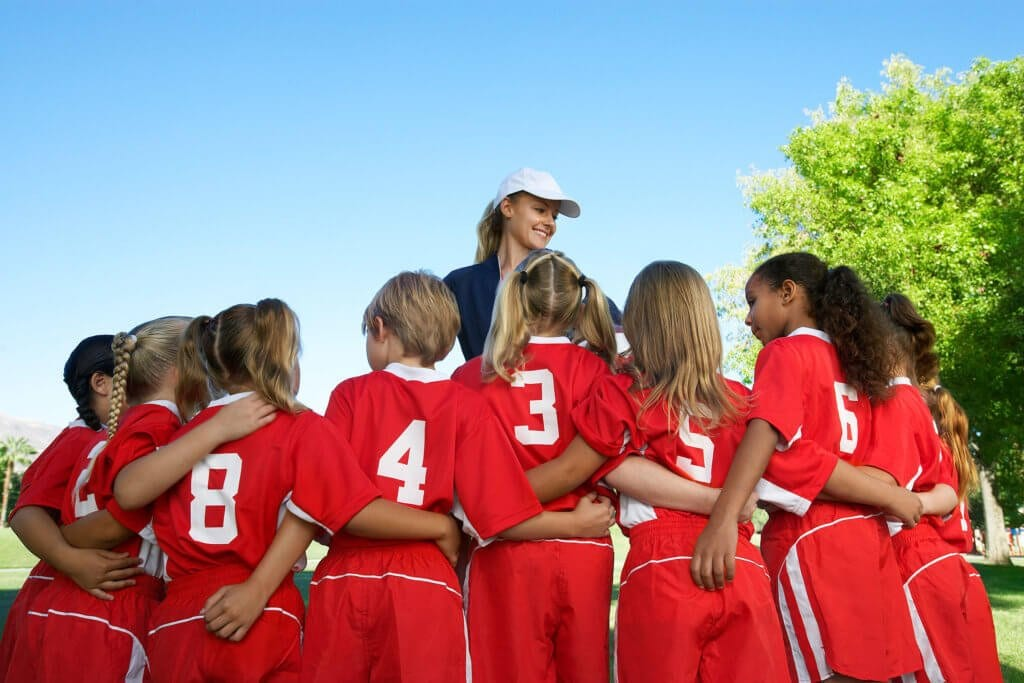 Sports Cultivate Healthy Lifestyles Life Lessons