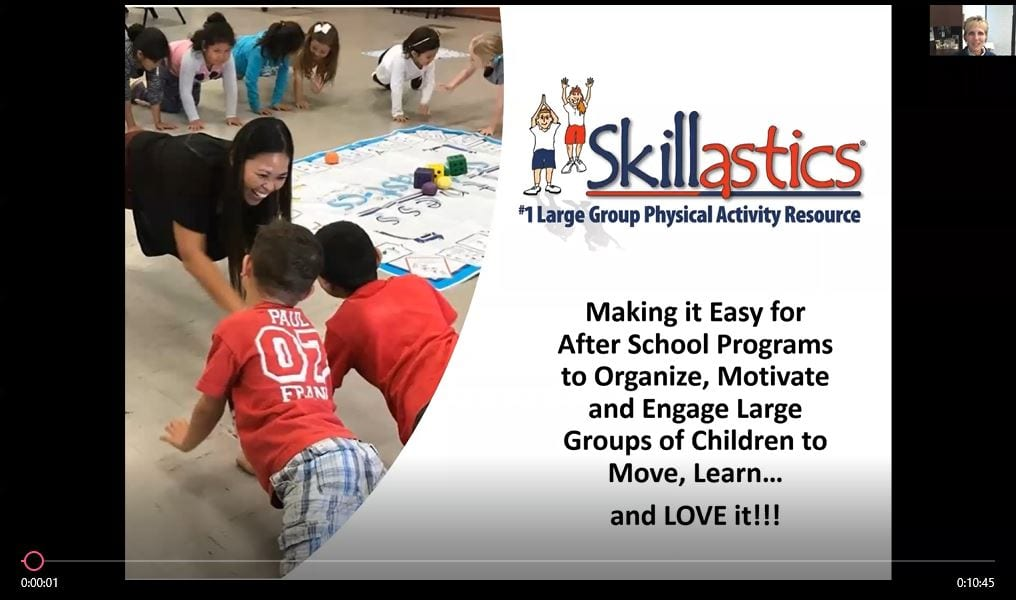 Skillastics Makes It Easy to Teach Physical Activity